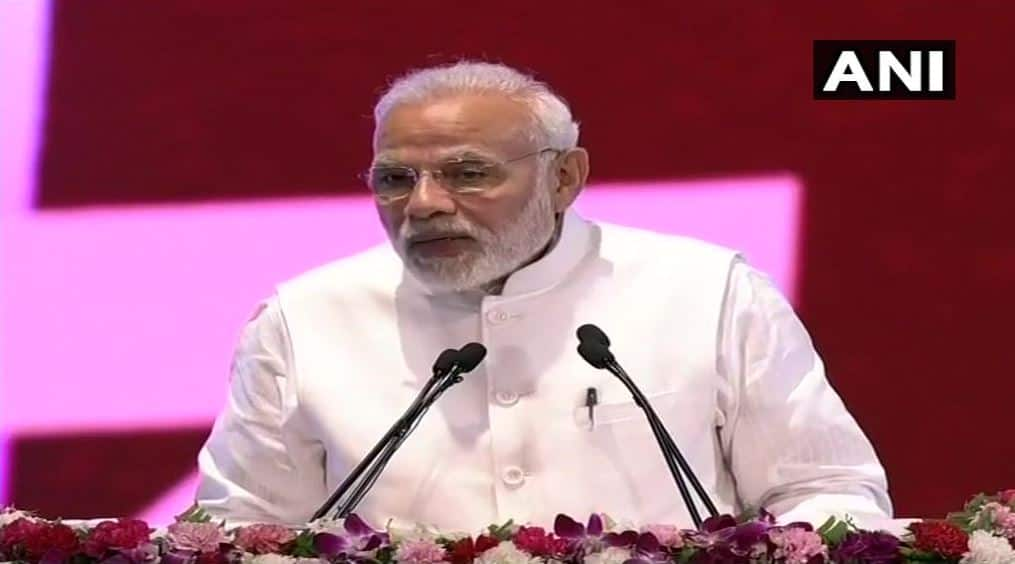 PM Modi launches projects worth ₹ 60,000 cr in Lucknow