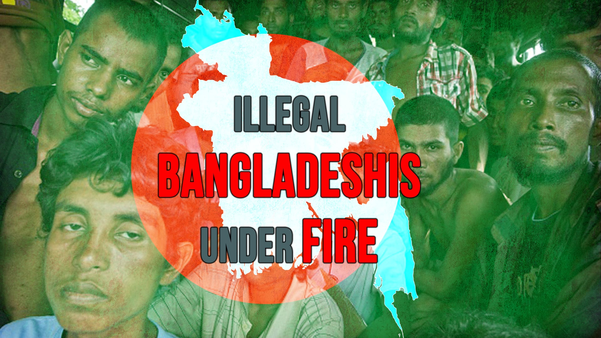 India cracks down on illegal Bangladeshi nationals, 52 sent home packing