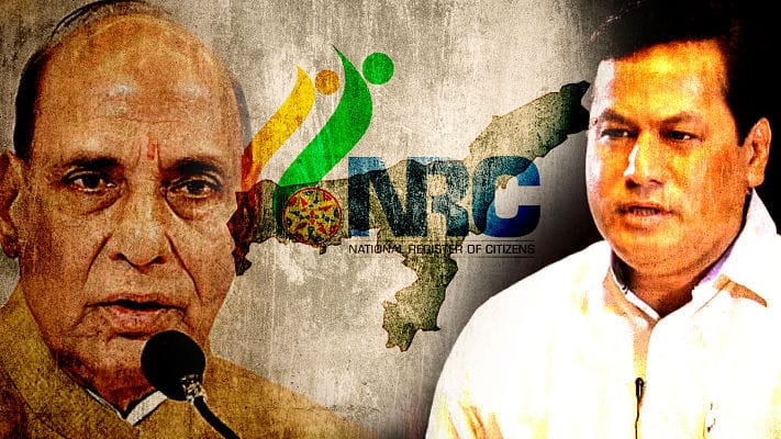 Supreme court asks the question on NRC from Centre and state govt