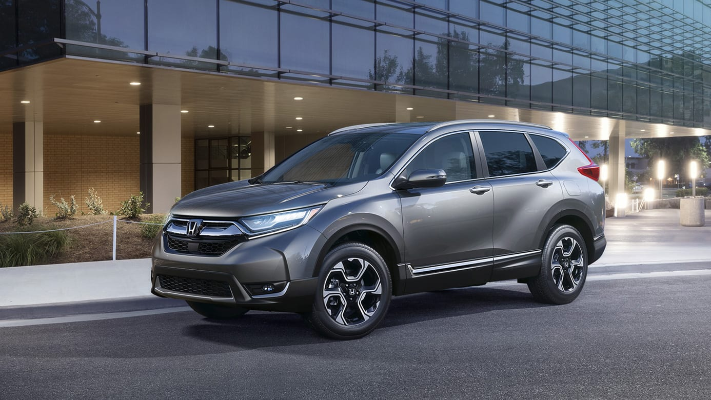 New-Gen Honda CR-V To Be Launched This Festive Season