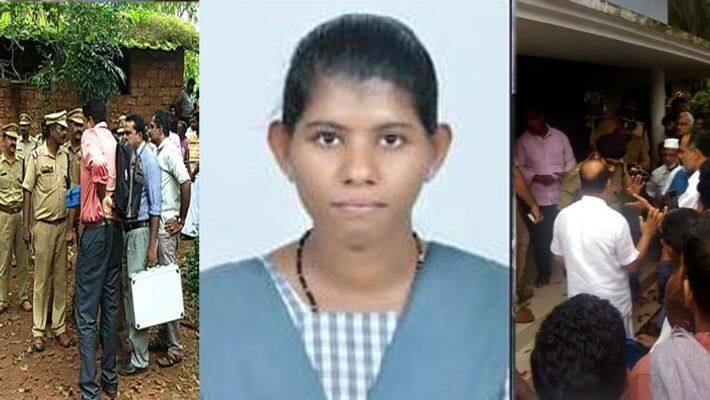 Migrant worker slits college girl's throat, kills her brutally for resisting robbery