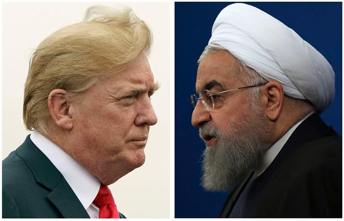 Trump says he would 'certainly meet' Iranian President Rouhani