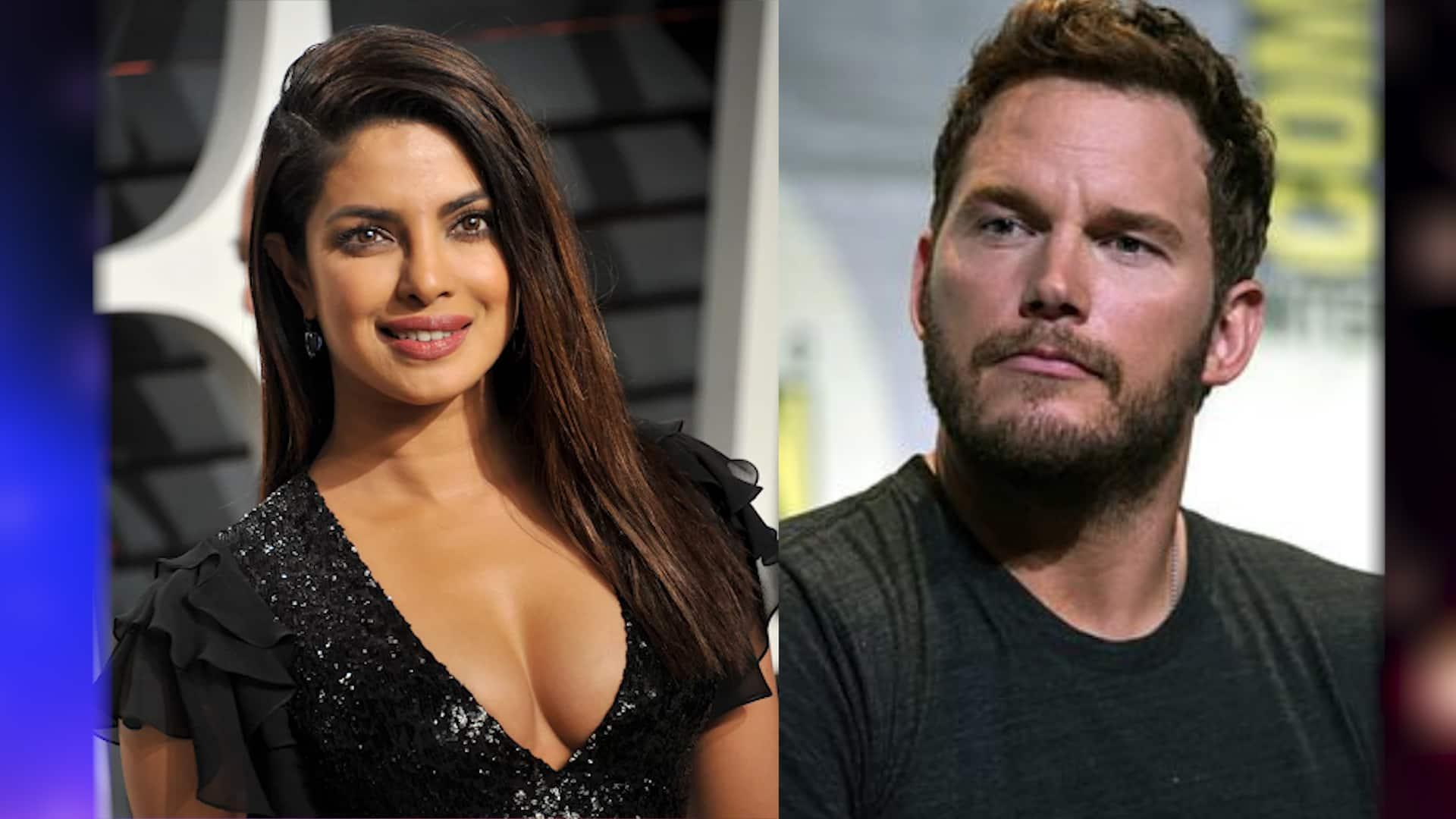 Priyanka Chopra to romance Chris Pratt in Cowboy Ninja Viking