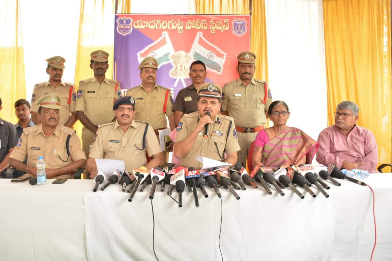 woman trafficking group arrested in Hyderabad says rachakonda CP lns