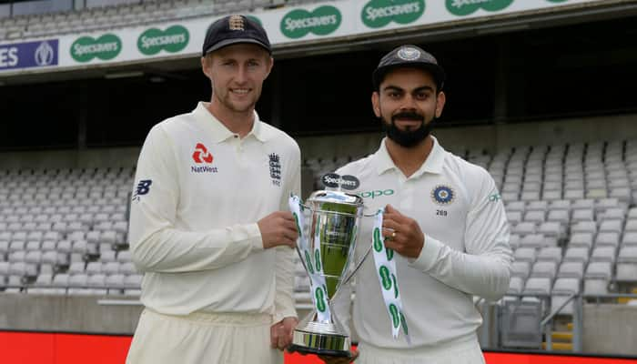 India vs England 2018: Overcast conditions, struggling batsmen keep visitors worried ahead of 1st Test