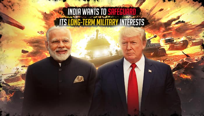 India wary of America reneging on military pact in case ties with US ebb