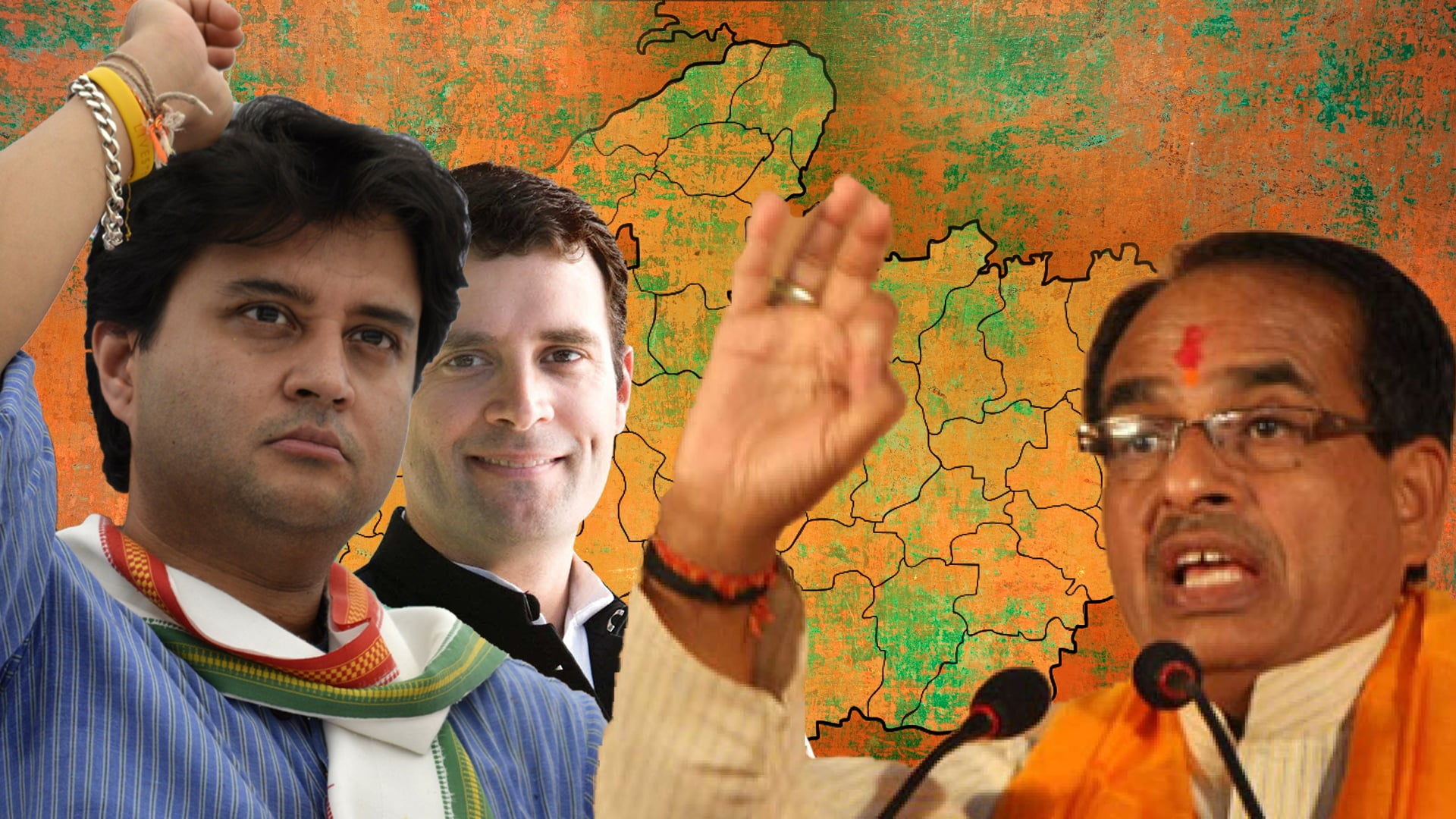 MP pre poll election survey predicts congress-bsp alliance could trouble BJP