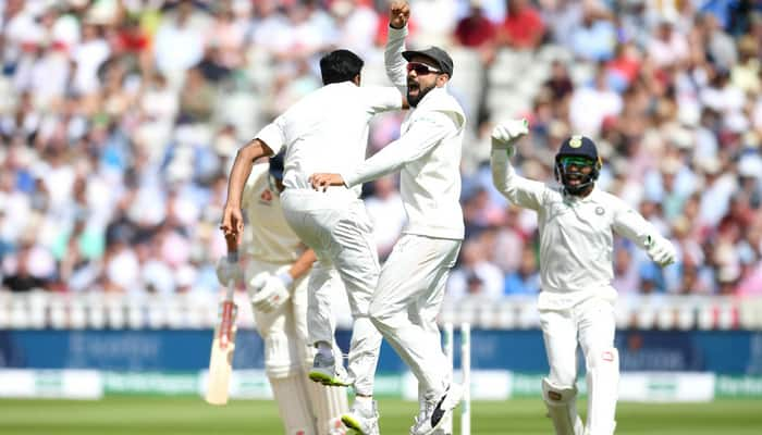 India vs England 2018: Hosts goes to lunch at 83/1 in 1st test; Cook out for 13