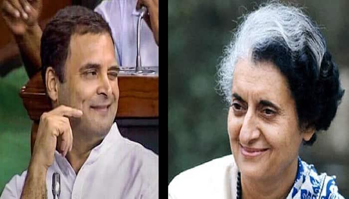 Indira Gandhi proposed what NRC seeks to do