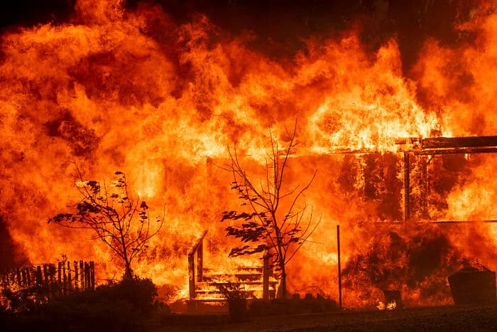California wildfires: More than 1,000 homes torched, 488 buildings destroyed