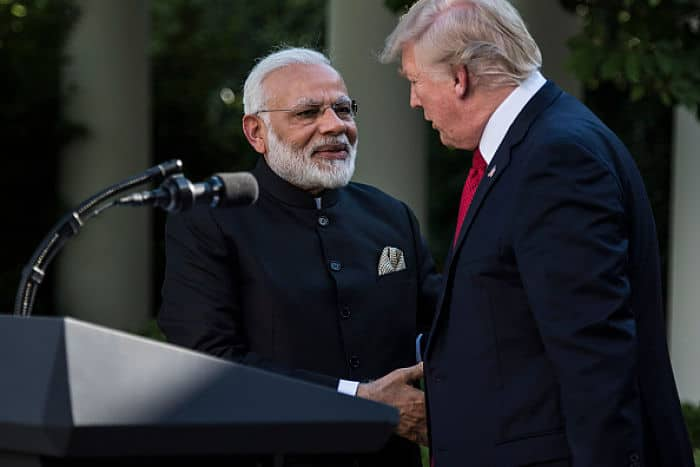 Trump not take final decision on visit to India