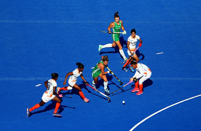 Women's Hockey World Cup: Ireland beat India in penalty shootout to enter semi-final