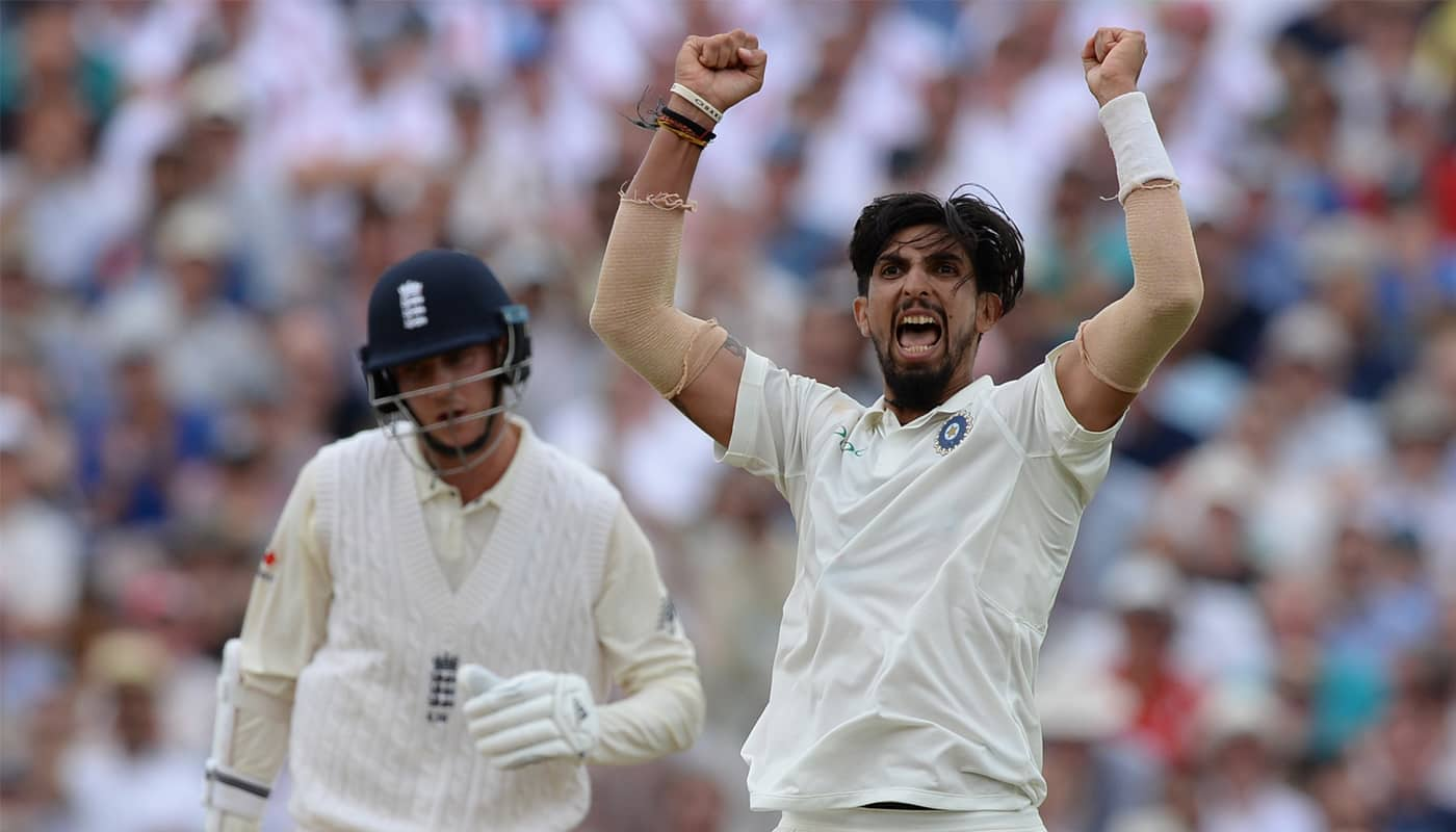 India vs England: Ishant Sharma fined 15% match fee for violating ICC Code of Conduct