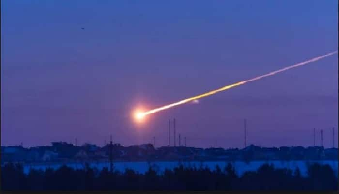 US Air Force Silent On Reports Of Meteor Crash Near Base