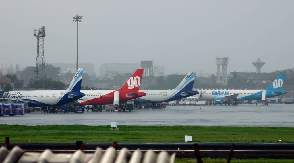 Budget carrier GoAir offers  1 mn seats up for sale at Rs 1,099 starting fares