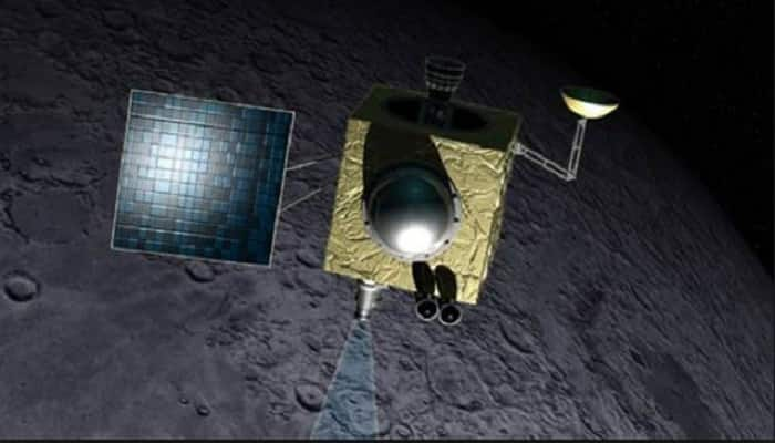 """NASA Chief Excited About """"Billions Of Tons"""" Of Water Ice On The Moon"""