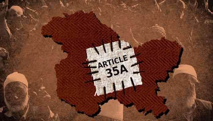 Scrapping Article 35-A will be like ending relationship