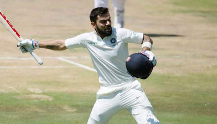 kohli achieved number one spot in test ranking After Sachin