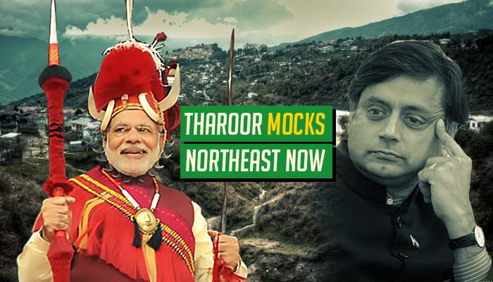 Shashi Tharoor insults Northeast and Nation, mocks Modi for wearing local headgear