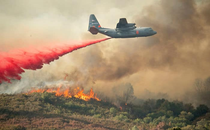 Northern California wildfires : Deadly blazes now largest in state's history