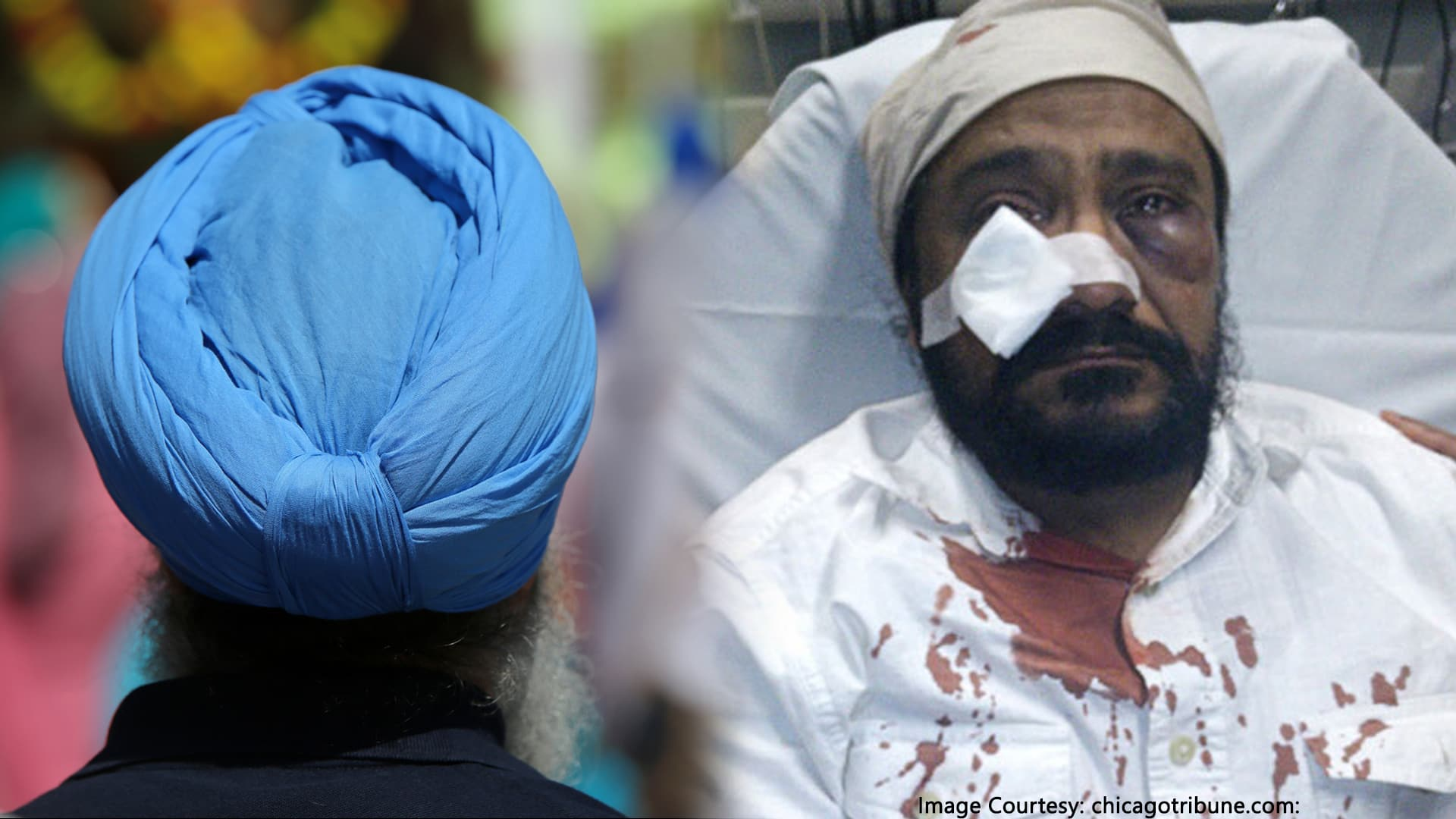 Hate crime: My turban saved me, says Sikh man attacked in US