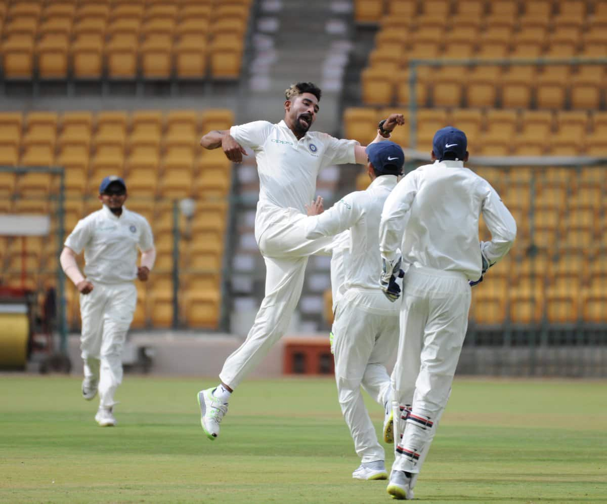 India A secure thrilling innings win against South Africa A on Day 4