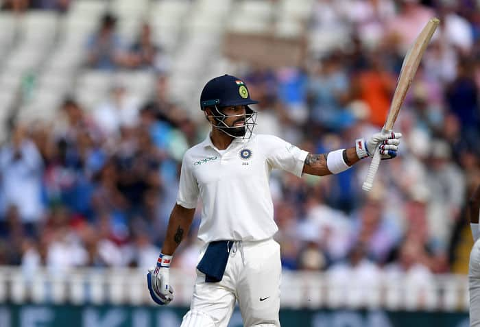 India vs England 2018 batsmen Lords cricket Virat Kohli  KL Rahul