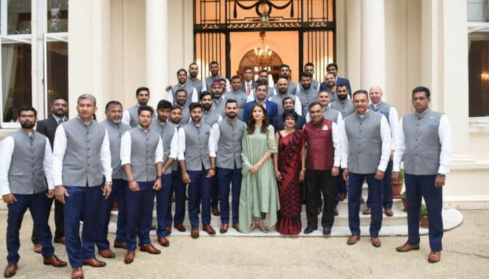 Anushka Sharma Indian cricket first lady BCCI Twitter troll Virat Kohli