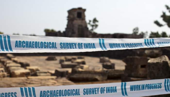 Metropolitan Museum Art Archaeological Survey India ancient sculptures