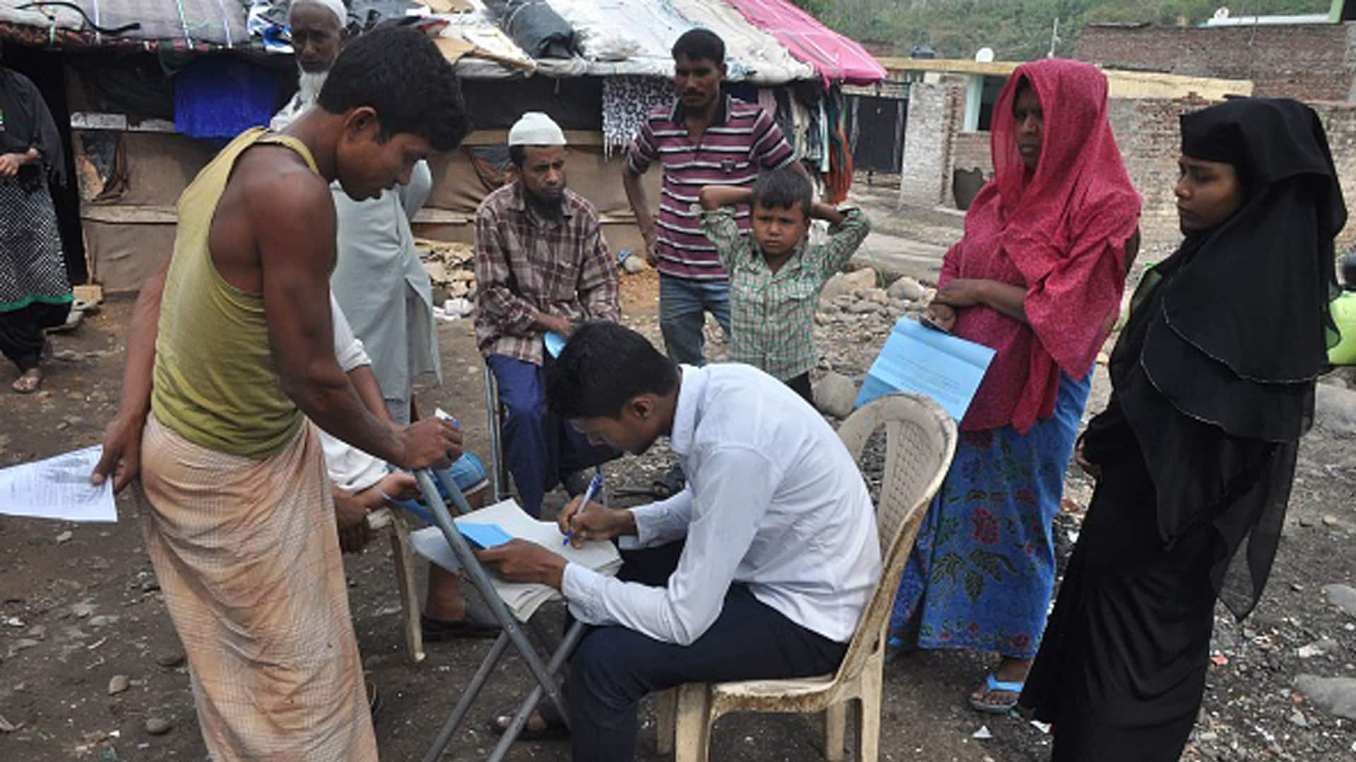 Centre directs states to obtain details of Rohingya's