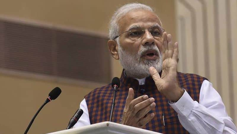 Prime Minister Modi says country made remarkable progress under NDA government shirdi UPA