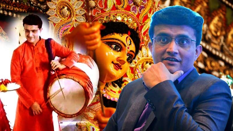 Durga Puja: I really miss those days in Kolkata, says Sourav Ganguly