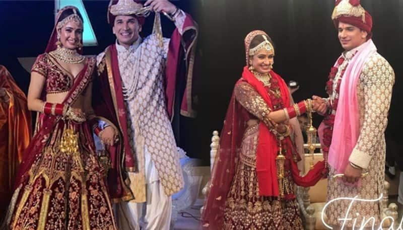 Prince Narula-Yuvika Chaudhary wedding pictures and Videos