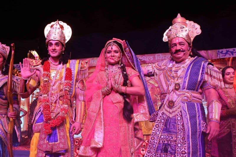 Union Minister Harshvardhan played role of Raja Janak in Luv Kush Ram Leela in Old Delhi