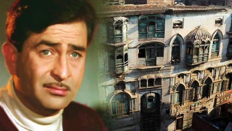 Two government departments begin dispute  After the cast of Raj Kapoor's ancestral house