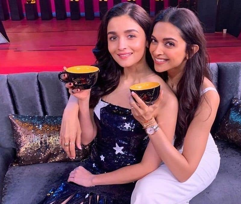 koffee with karan season 6: karan question on marriage and this is how both actresses react