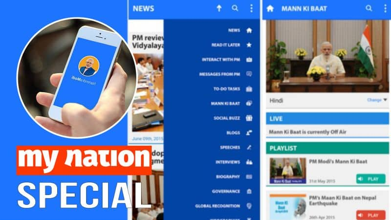 Prime Minister Narendra Modi NaMo app outreach for 2019 Election campaign