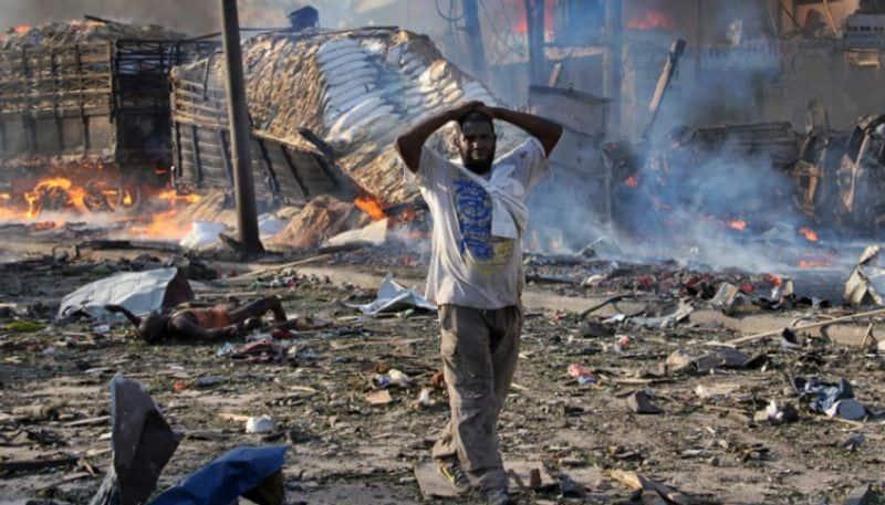 Somalia first anniversary Mogadishu truck bombing deadly attack 9/11 Kenya