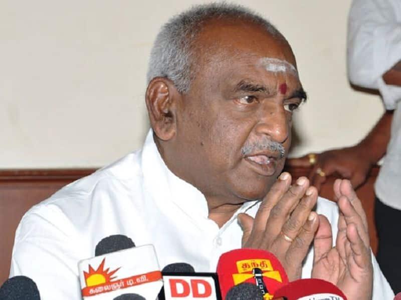 Union Minister Pon Radhakrishnan reacts with provocative remark on #MeToo