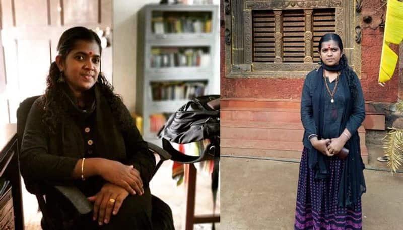 Kerala Sabarimala Supreme Court 32-year-old woman natives stop her
