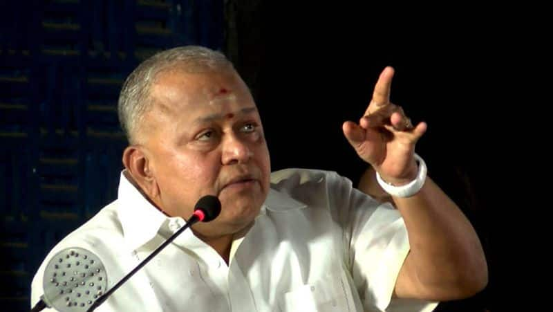 I have been bitter in the BJP for 1 year .. i dont know why they calling me to bjp ..Radharavi regrets .