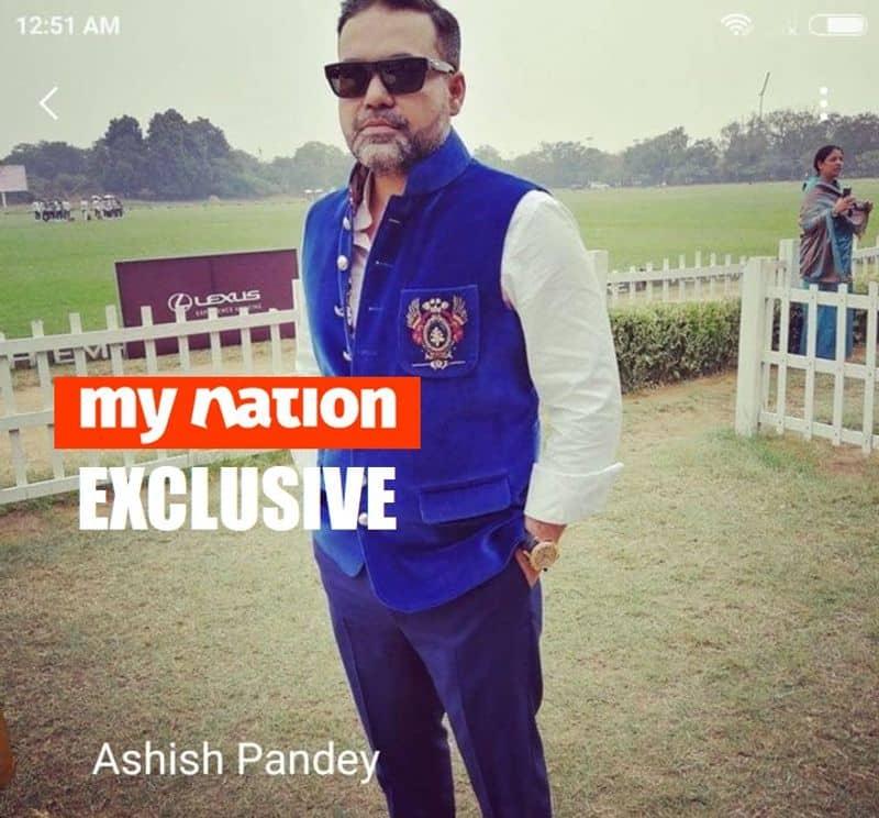 BSP gun Ashish Pandey Ritesh Pandey Hyatt Hotel Cafe AM Robert Vadra