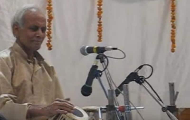 Google doodle tabla maestro Lachhu Maharaj 74th birth anniversary Vasudev Maharaj