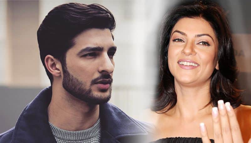 Is 42-year-old Sushmita Sen dating this young model?