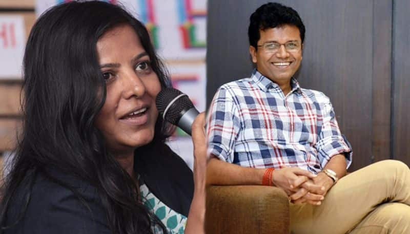 Tamil filmmaker Leena Manimekalai accuses Susi Ganesan of sexual misconduct