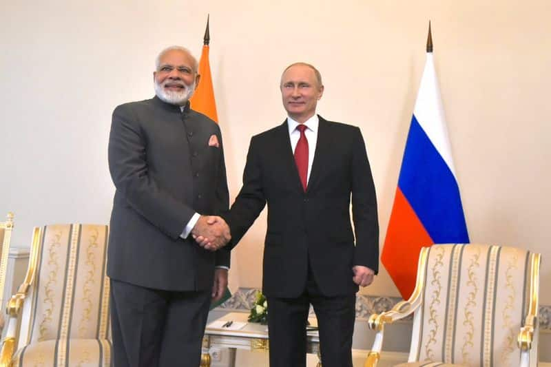Indo russian relations are in a new phase