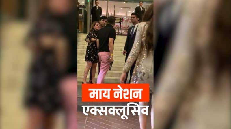 Exclusive: Ashish Pandey's female friend's sarcastic comment on couple, triggered scuffle at Hyatt