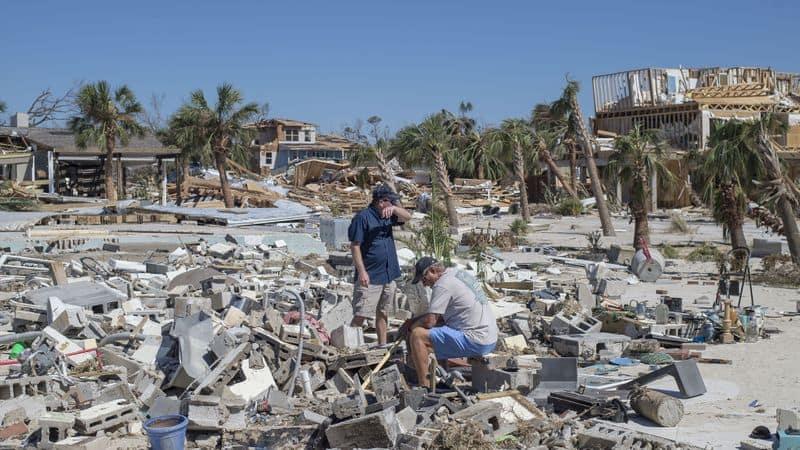 hurricane michael catches 30 lives america