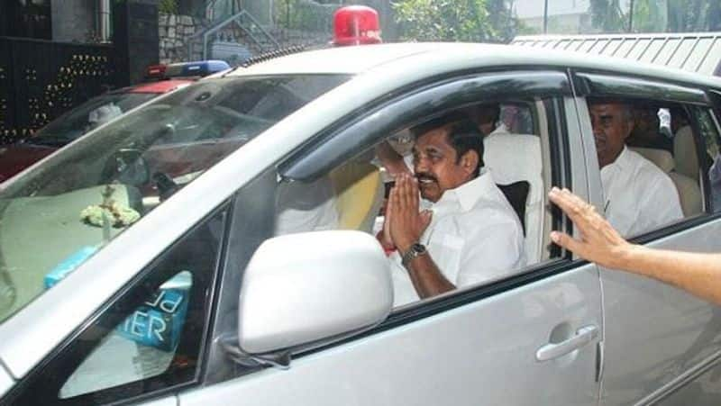 thambidurai admitted in hospital...Chief Minister goes to Apollo