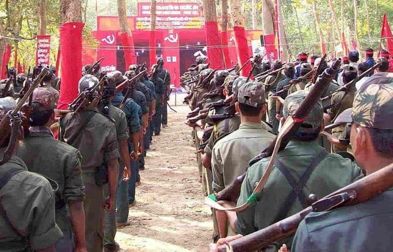Encounter with Naxalites again in Chhattisgarh rajnandgaon